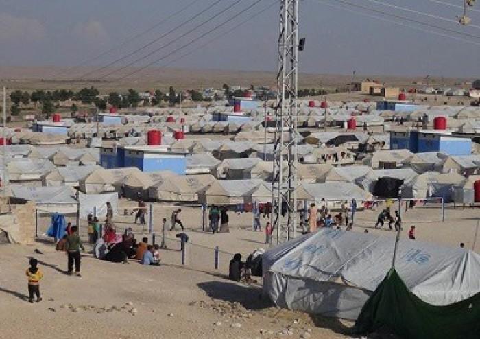 عودة طفلين فنلنديين كانا يعيشان في مخيم للاجئين في سوريا