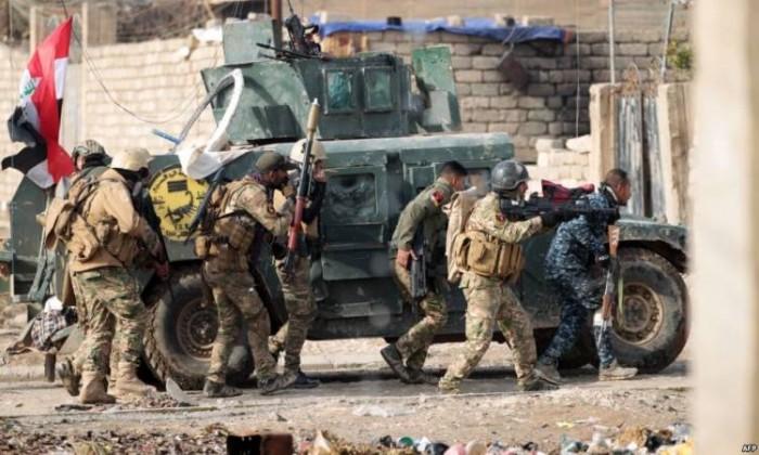 مقتل جندي عراقي خلال إحباط هجوم لداعش في محافظة ديالي