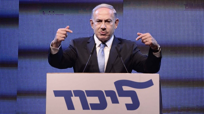 """نتنياهو يطلق حملته الدعائية تمهيدًا لانتخابات """"الليكود"""""""