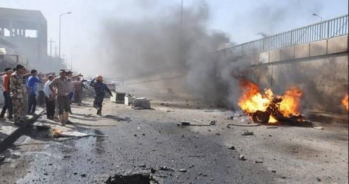 مقتل جنديين عراقيين في تفجير سيارة مفخخة بالأنبار
