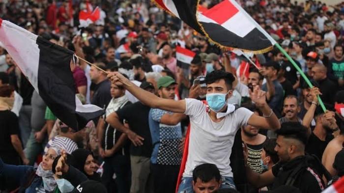 إعلامي: ثورة العراق جاءت للخلاص من الموت ومشاهد الفوضى