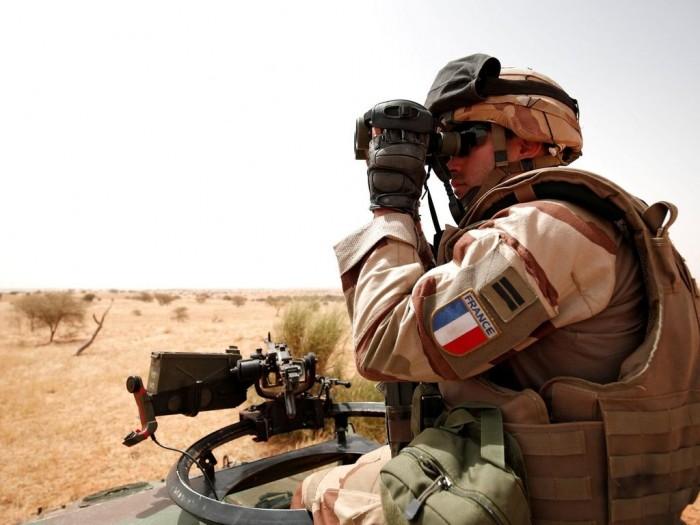 في أول ضربة جوية.. الجيش الفرنسي يعلن مقتل 7 مسلحين بمالي