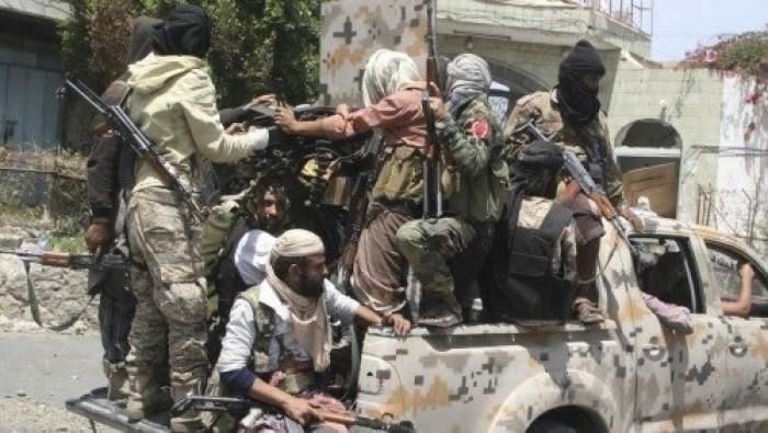 اتهامات رسمية لمليشيات الإخوان بنشر الجريمة في تعز