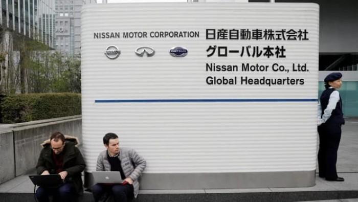 سهم نيسان موتور يسجل أدنى مستوياته في 52 أسبوع عند 635  ين