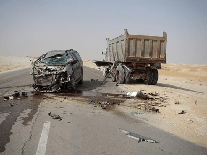 مصرع 12 شخصًا في موريتانيا بحادث سير مروع