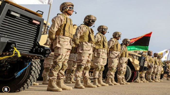 عقب انتهاء المهلة.. الجيش الليبي يشن غارات على مصراته