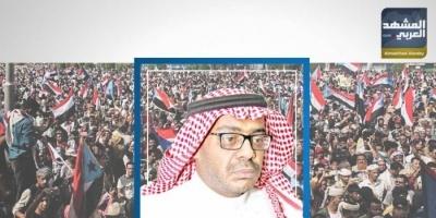 """""""مسهور"""" يكشف انتهاكات مليشيات الإخوان ووزراء الشرعية لاتفاق الرياض"""