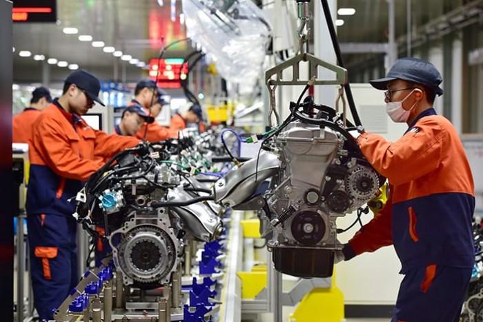 الشركات الصناعية الصينية تحقق أرباحا في نوفمبر بنحو 5.4 %