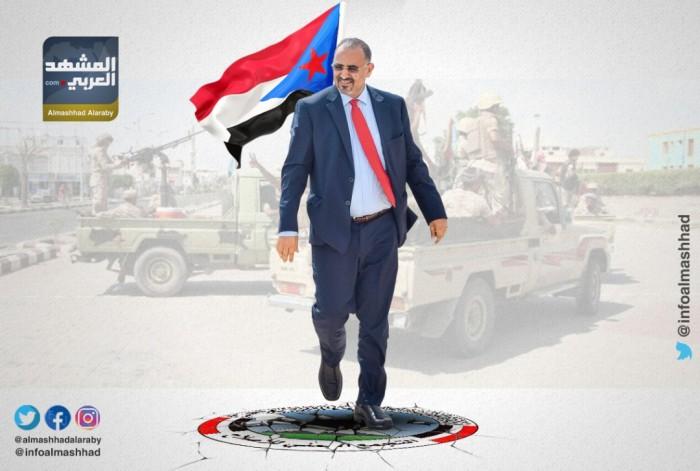 الزُبيدي يستبق إرهاب الشرعية بترتيب الجهود الدبلوماسية (ملف)