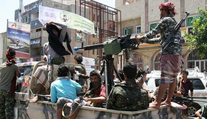 عصابات إخوانية تقتل مواطنين وتصيب ثالث وسط تعز
