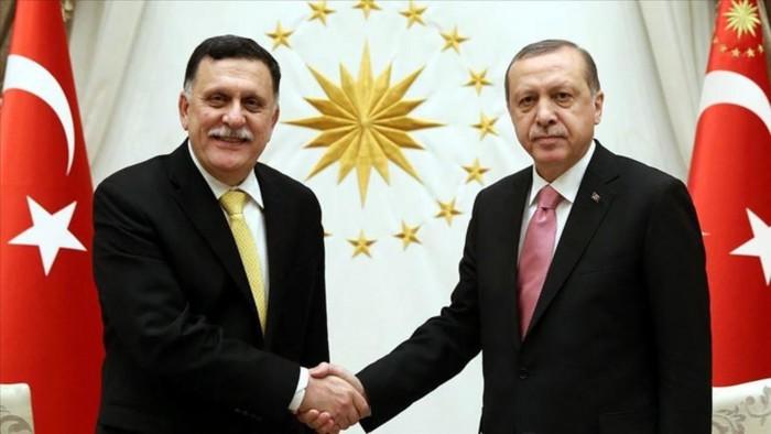العمري: السراج عميل لأردوغان.. وليبيا لن تكون إلا عربية