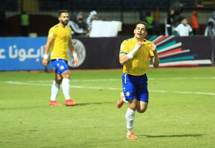 الشامي يقود الإسماعيلي للفوز على الاتحاد السكندري في البطولة العربية