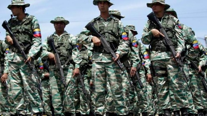 الحكومة البرازيلية تعثر على 5 جنود فنزويليين هاربين