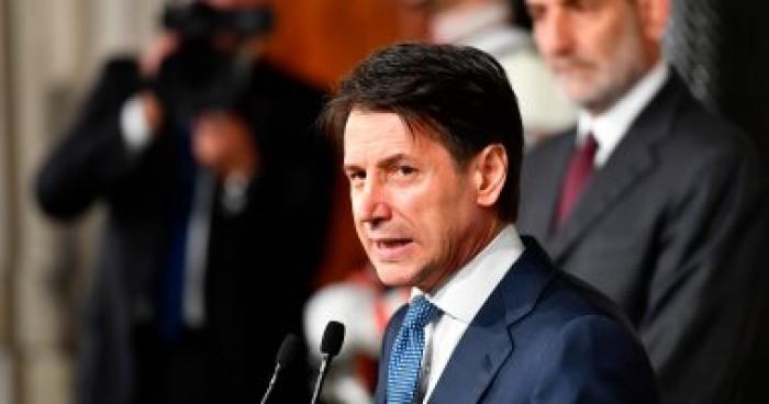 رئيس الوزراء الإيطالي: أحذر أردوغان من مغبة التدخل العسكري فى ليبيا