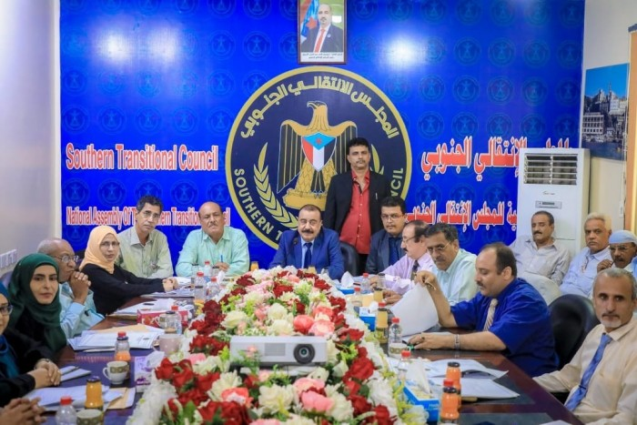 الجمعية الوطنية للانتقالي: جريمة الحوثي بالصمود لن تثنينا عن مواصلة الانتصارات
