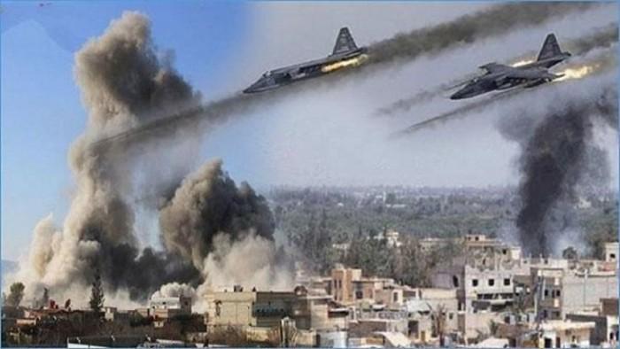 قصف أمريكي يستهدف مقر حزب الله في العراق