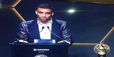 """هاشتاج """"حمد الله أفضل لاعب عربي"""" يتصدر ترندات المملكة"""