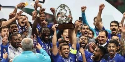 """عقب تتويجه كأفضل نادي عربي """"الهلال"""" يشعل تويتر"""