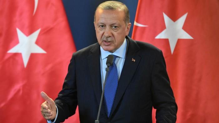 سياسي يتوقع هزيمة أردوغان في ليبيا