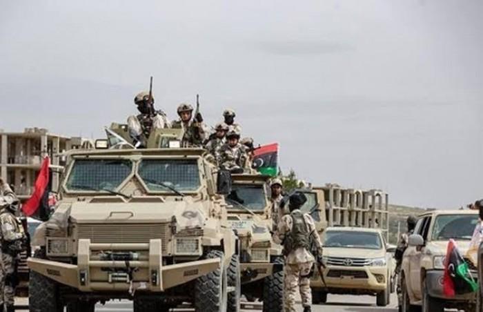 الجيش الوطني الليبي يتحرك لتنفيذ عمليات تحرير طرابلس من مليشيات تركيا