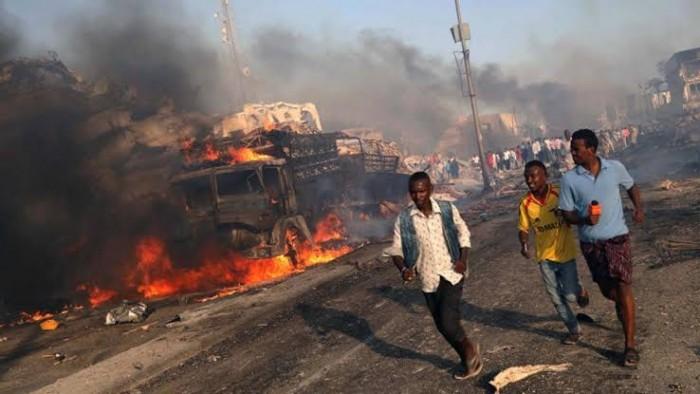 الاستخبارات الصومالية: بلد أجنبي خطط لتفجير مقديشو