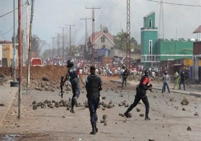 مصرع 20 شخصاً إثر هجوم مسلح شرقي الكونغو