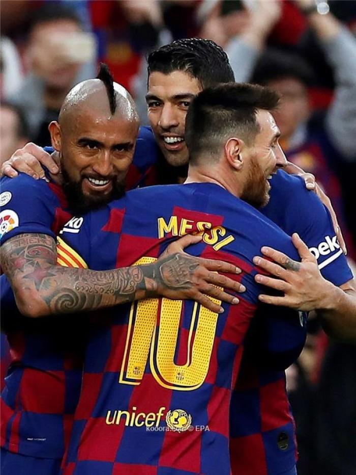 إنتر ميلان يتوصل لاتفاق مع لاعب خط وسط برشلونة