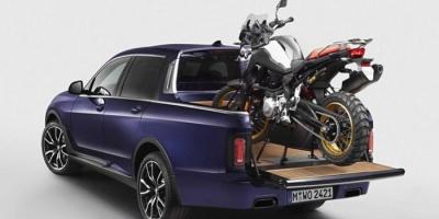 """بي إم دبليو تعلن عن النسخة الجديدة من شاحنتها الـ""""بك أب X7"""""""
