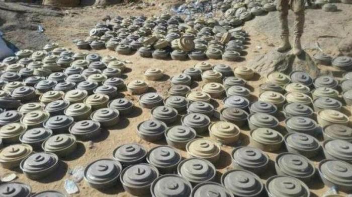 """ألغام المليشيات.. الموت الحوثي """"الحارق"""""""