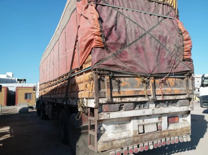 ضبط حمولة من قطع غيار الدراجات النارية في عدن