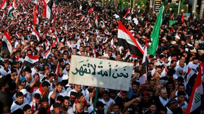 سياسي يُطالب بدعم انتفاضة العراق.. لهذا السبب