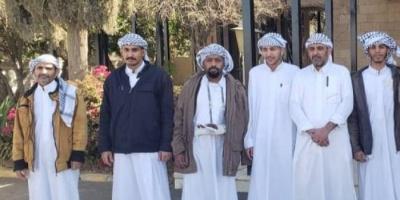 تفاصيل وصول 6 أسرى سعوديين لدى مليشيات الحوثي للرياض