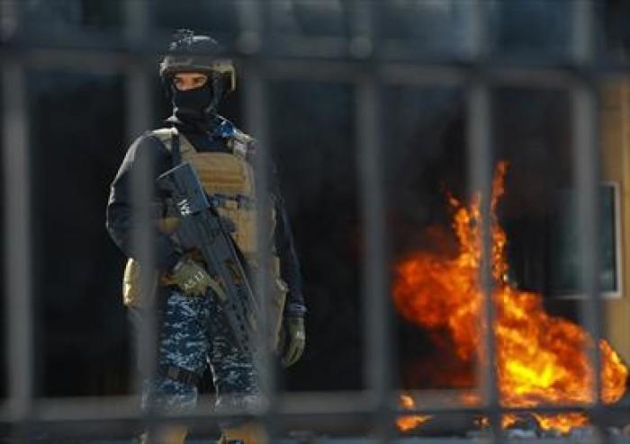 السفارة الأمريكية في بغداد تعلن وقف جميع العمليات القنصلية حتى إشعار آخر