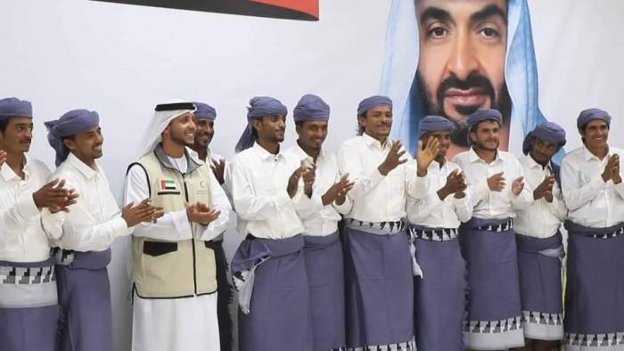 أعراس اليمن الجماعية.. بسمات تصنعها الإمارات