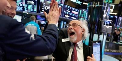 أسهم بورصة وول ستريت ترتفع بفعل تفاؤل تحسن الاقتصاد العالمي