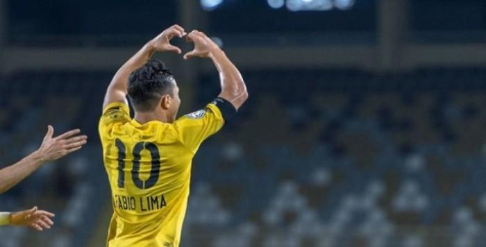 ليما يقود الوصل لاكتساح بني ياس بخماسية في الدوري الإماراتي