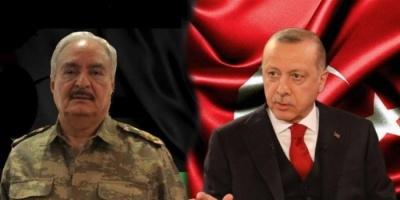 """إدانات واسعة عبر هاشتاج """"تركيا"""" رفضاً لقرار التدخل العسكري في ليبيا"""