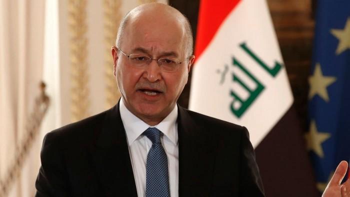سياسي يُطالب الرئيس العراقي بحل مليشيات الحشد الشعبي