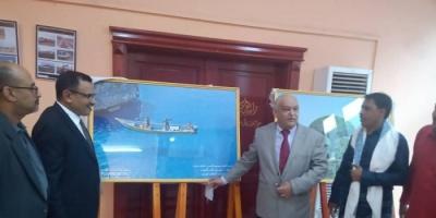 افتتاح مهرجان سقطرى للصور في عدن (صور)