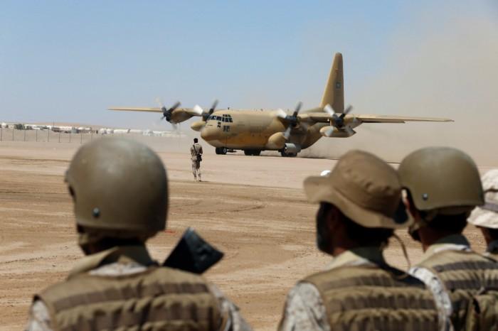"""""""غارة صعدة"""".. التحالف يضرب الحوثيين في مقتل"""