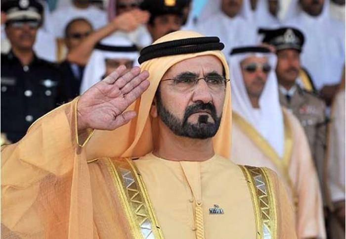 """اليوم.. الإمارات تحتفل بمرور 14 عاما على تولى """"بن راشد"""" مقاليد الحكم في دبى"""
