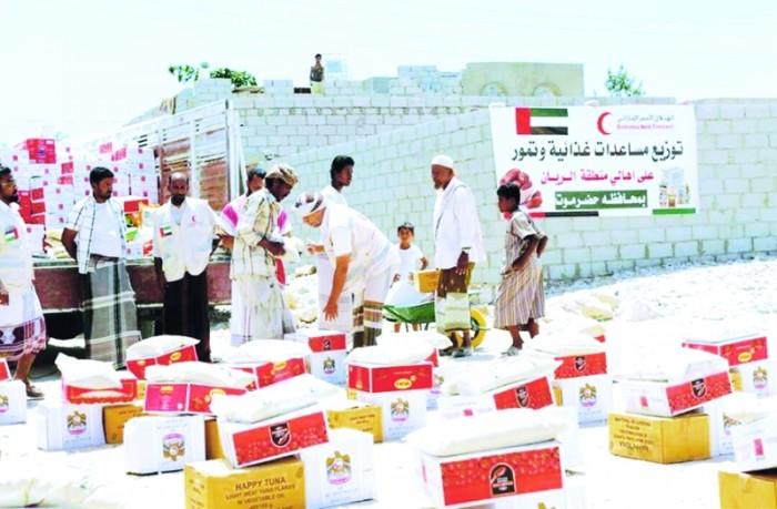 الإمارات واليمن.. عامٌ جديدٌ من العطاء
