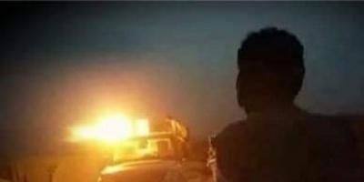 القوات الجنوبية تهاجم مواقع حوثية شمال الفاخر