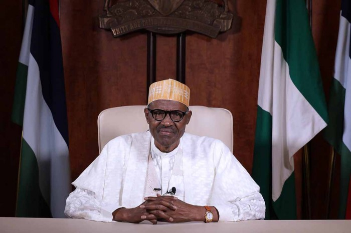 الرئيس النيجيري يعلن عدم ترشحه للرئاسة