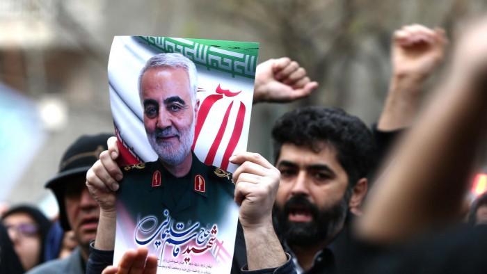 البرلمان العراقي يعقد جلسة طارئة اليوم لبحث الرد على مقتل سليماني
