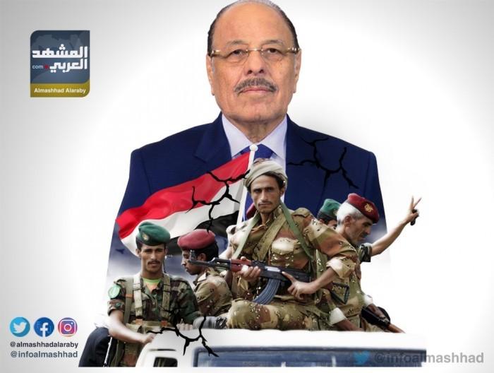 الأحمر يتدخل لإغلاق قضية الحمادي وإسناد اللواء 35 لقيادة إخوانية