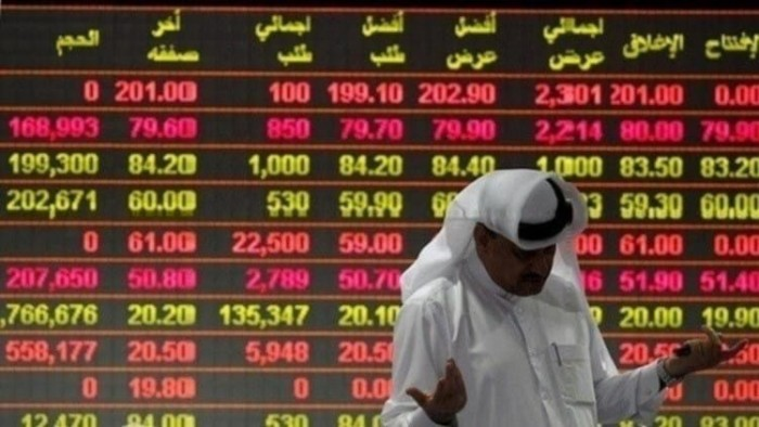 البورصات الخليجية تتكبد خسائر قوية بفعل توترات المنطقة