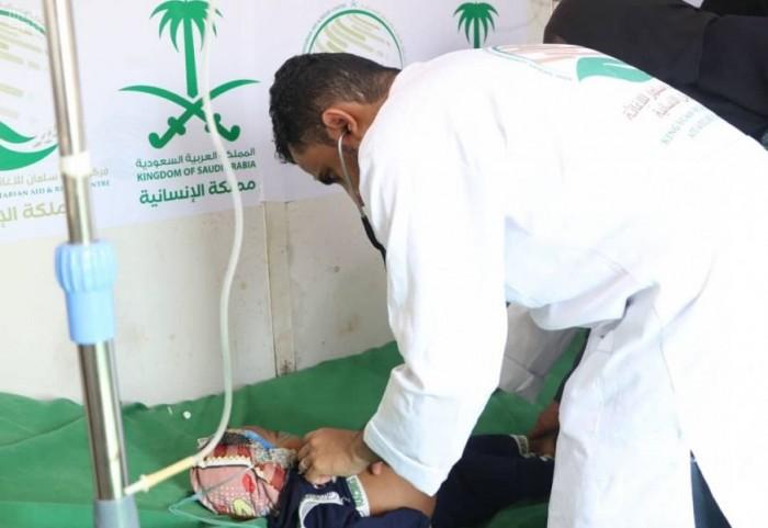 """""""سلمان للإغاثة"""" يعالج 29 ألف مريض بالخوخة في ديسمبر"""