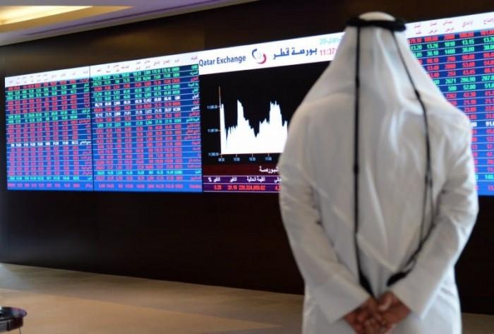 انهيار بورصة قطر وخسائرها تصل 12.3 مليار ريال