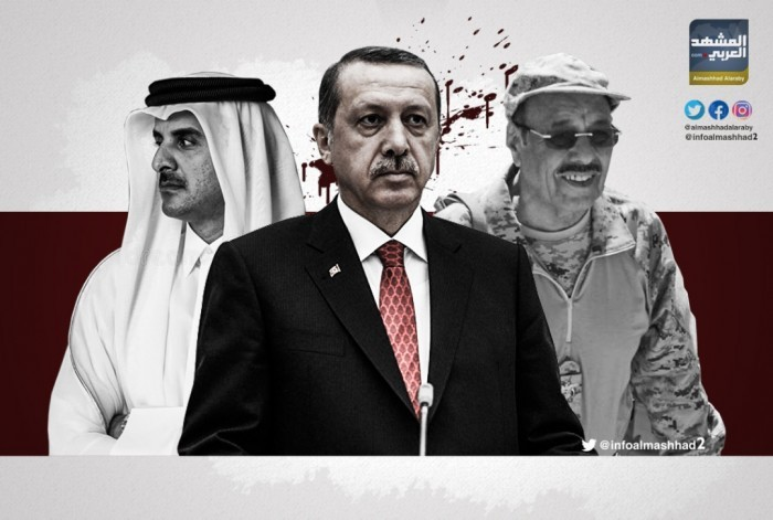 العرب اللندنية: خطة تركية إيرانية قطرية لإشعال جبهة اليمن